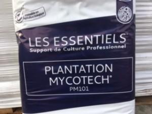 Support de culture Mycotech